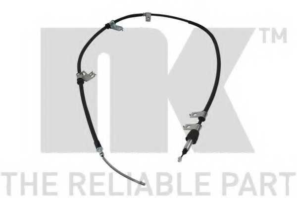 Трос стояночной тормозной системы NK 903420 - изображение
