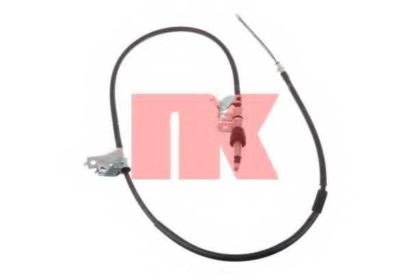Трос стояночной тормозной системы NK 903421 - изображение
