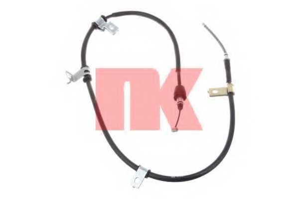 Трос стояночной тормозной системы NK 903426 - изображение