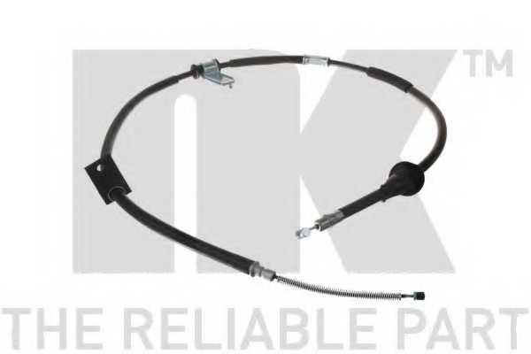 Трос стояночной тормозной системы NK 903427 - изображение