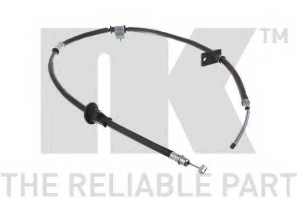 Трос стояночной тормозной системы NK 903428 - изображение