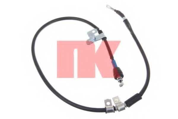 Трос стояночной тормозной системы NK 903429 - изображение