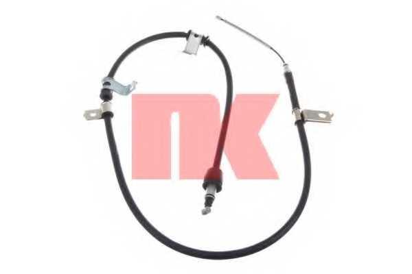 Трос стояночной тормозной системы NK 903433 - изображение