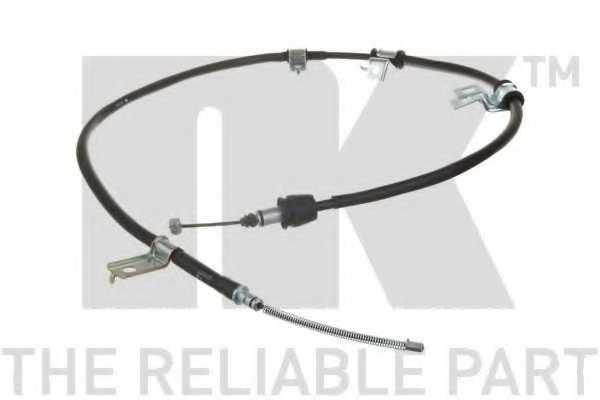 Трос стояночной тормозной системы NK 903434 - изображение