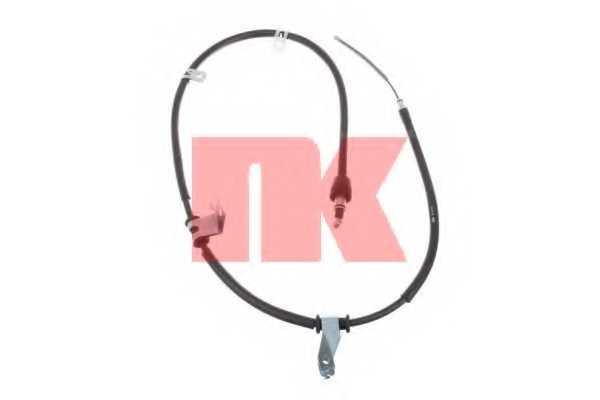 Трос стояночной тормозной системы NK 903436 - изображение