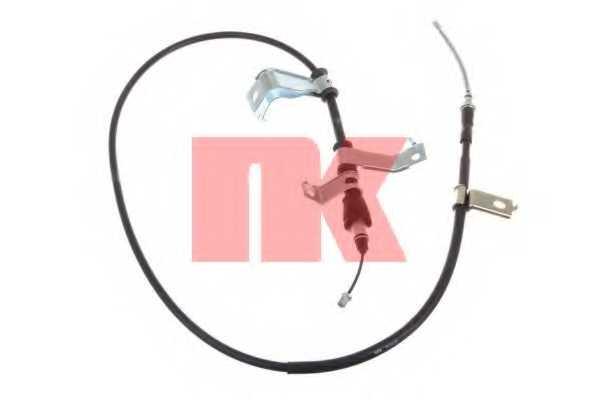 Трос стояночной тормозной системы NK 903438 - изображение