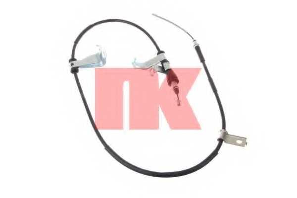 Трос стояночной тормозной системы NK 903439 - изображение