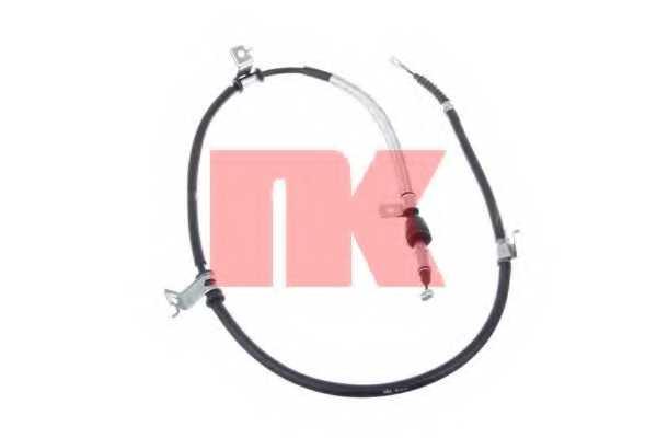Трос стояночной тормозной системы NK 903441 - изображение