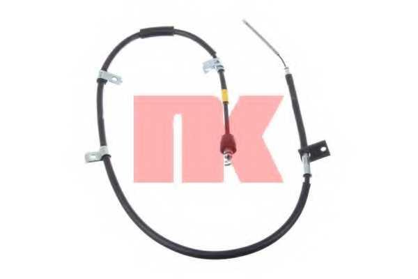 Трос стояночной тормозной системы NK 903442 - изображение