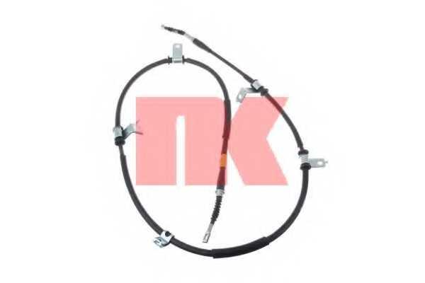 Трос стояночной тормозной системы NK 903446 - изображение