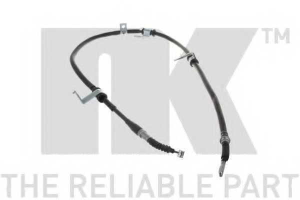 Трос стояночной тормозной системы NK 903447 - изображение