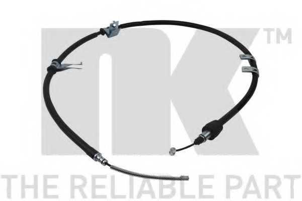 Трос стояночной тормозной системы NK 903464 - изображение