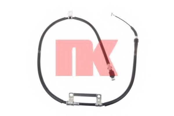 Трос стояночной тормозной системы NK 903511 - изображение
