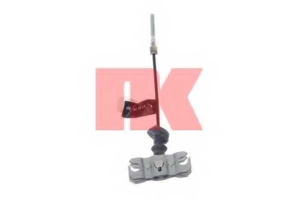 Трос стояночной тормозной системы NK 903513 - изображение