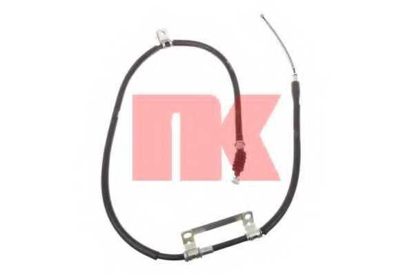 Трос стояночной тормозной системы NK 903516 - изображение