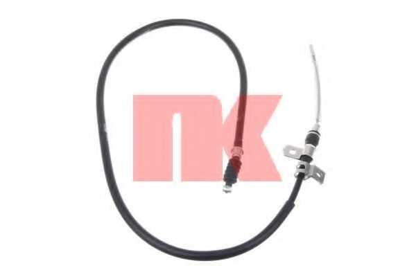 Трос стояночной тормозной системы NK 903519 - изображение