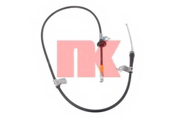 Трос стояночной тормозной системы NK 903520 - изображение