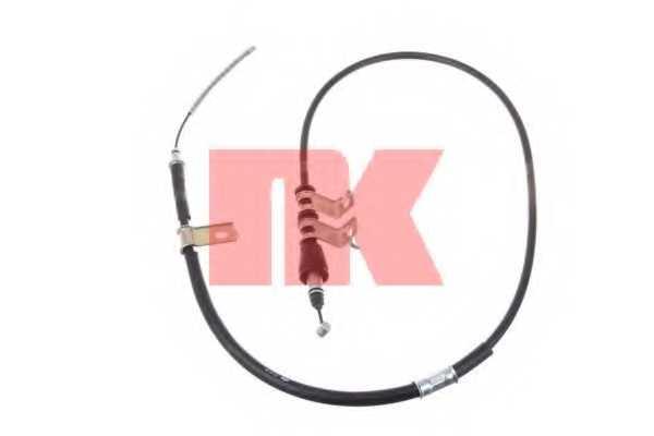 Трос стояночной тормозной системы NK 903526 - изображение