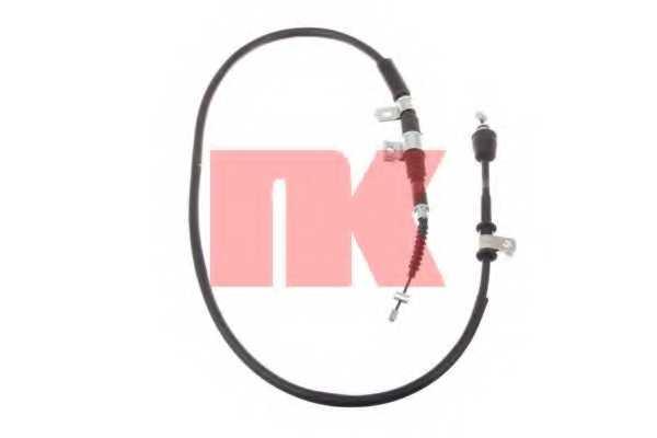 Трос стояночной тормозной системы NK 903528 - изображение