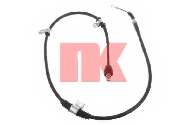 Трос стояночной тормозной системы NK 903529 - изображение