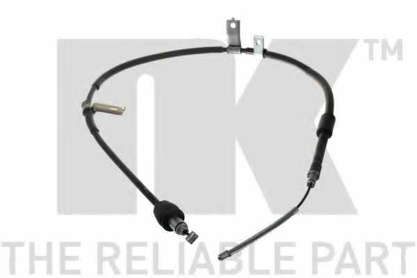Трос стояночной тормозной системы NK 903539 - изображение
