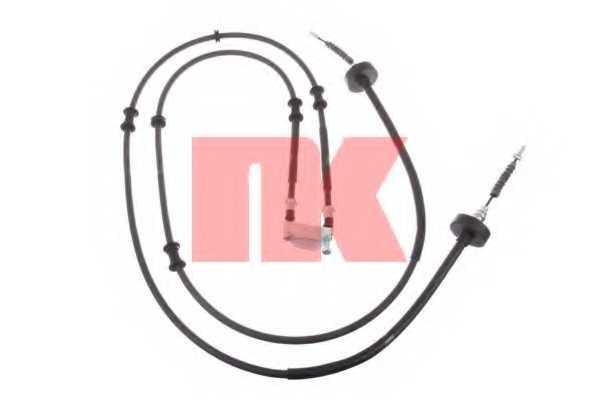 Трос стояночной тормозной системы NK 9036102 - изображение