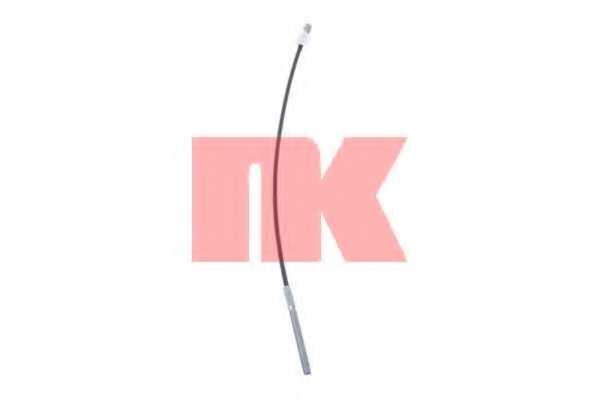 Трос стояночной тормозной системы NK 9036106 - изображение