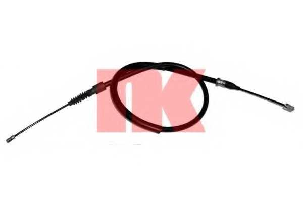 Трос стояночной тормозной системы NK 9036107 - изображение