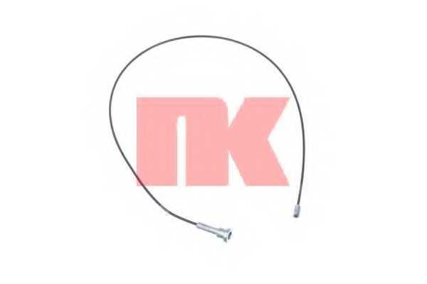 Трос стояночной тормозной системы NK 9036109 - изображение