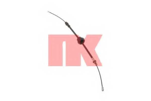 Трос стояночной тормозной системы NK 9036113 - изображение