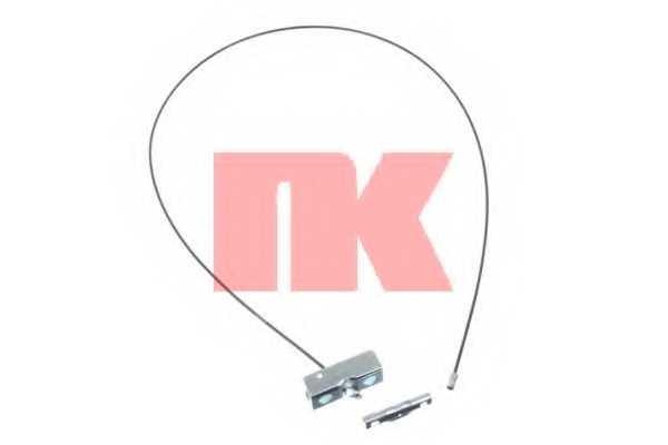 Трос стояночной тормозной системы NK 9036114 - изображение