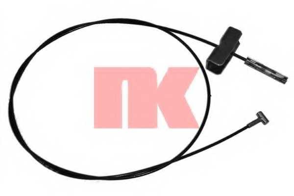 Трос стояночной тормозной системы NK 9036115 - изображение