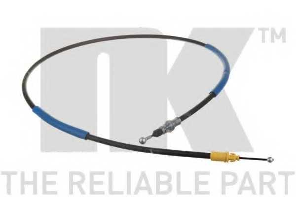 Трос стояночной тормозной системы NK 9036117 - изображение