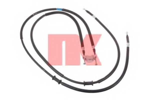 Трос стояночной тормозной системы NK 9036120 - изображение