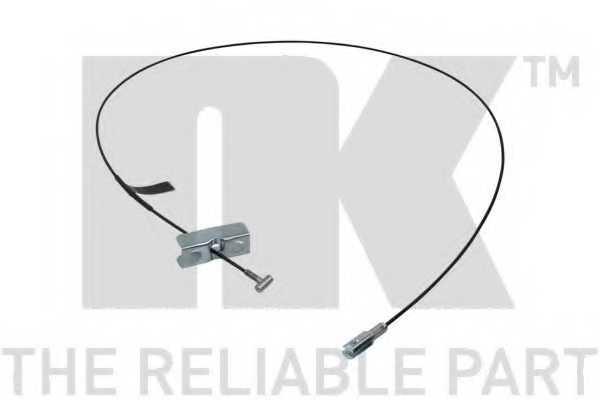 Трос стояночной тормозной системы NK 9036152 - изображение