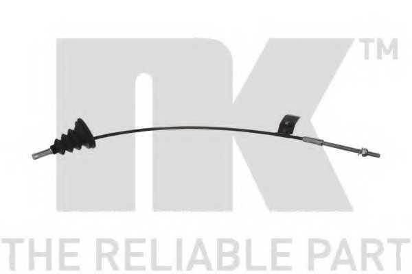 Трос стояночной тормозной системы NK 9036158 - изображение
