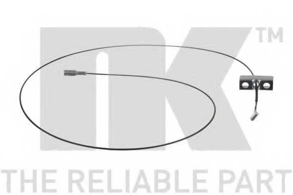 Трос стояночной тормозной системы NK 9036160 - изображение