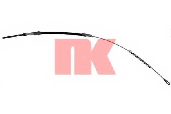 Трос стояночной тормозной системы NK 903653 - изображение