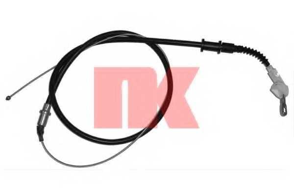Трос стояночной тормозной системы NK 903678 - изображение