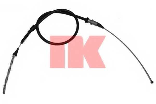 Трос стояночной тормозной системы NK 903683 - изображение