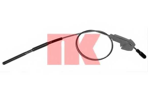 Трос стояночной тормозной системы NK 903686 - изображение