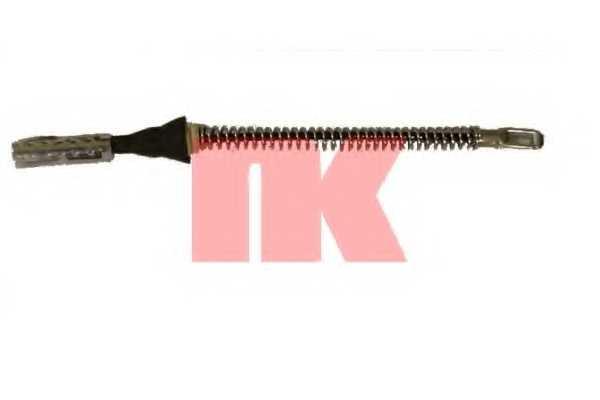 Трос стояночной тормозной системы NK 903698 - изображение