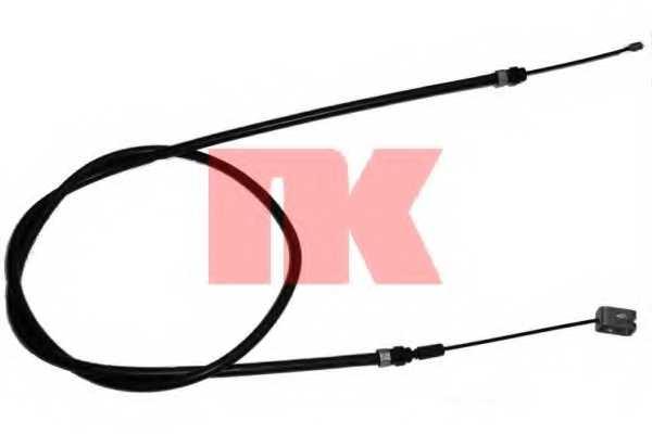 Трос стояночной тормозной системы NK 903745 - изображение