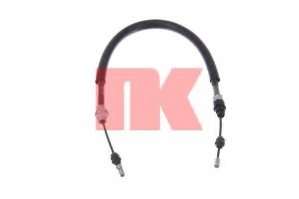 Трос стояночной тормозной системы NK 903749 - изображение