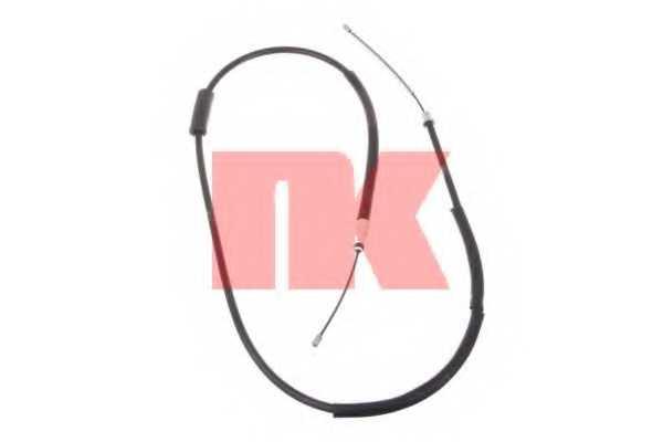 Трос стояночной тормозной системы NK 903759 - изображение