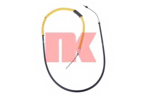 Трос стояночной тормозной системы NK 903761 - изображение