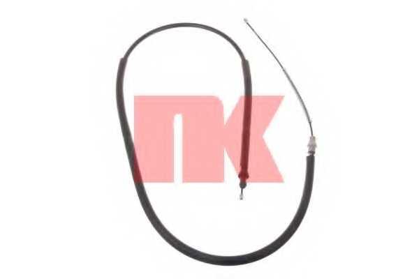 Трос стояночной тормозной системы NK 903772 - изображение
