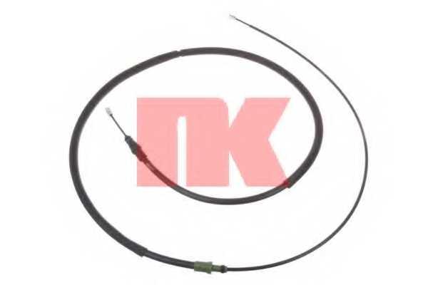 Трос стояночной тормозной системы NK 903779 - изображение