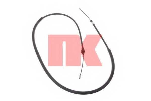 Трос стояночной тормозной системы NK 903782 - изображение