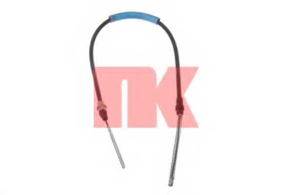 Трос стояночной тормозной системы NK 903783 - изображение